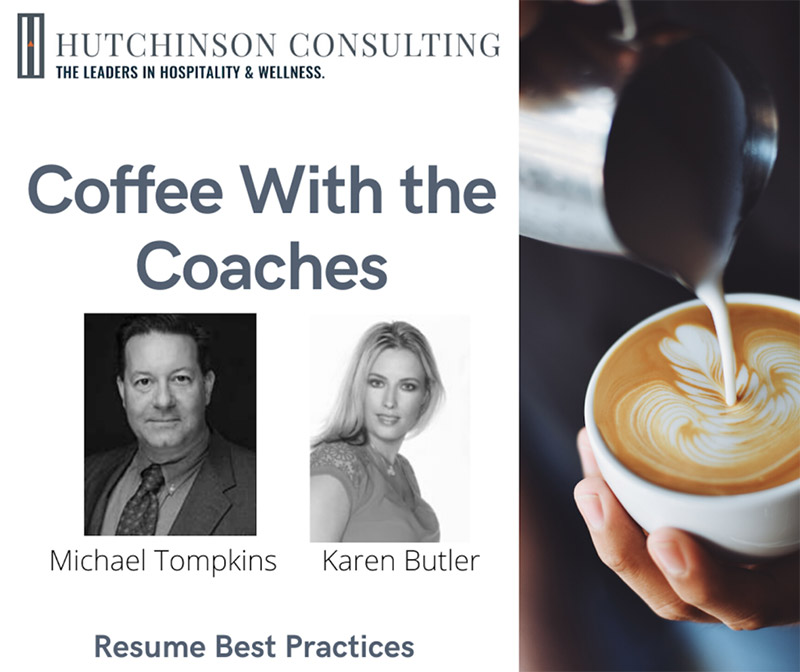 Coffee with the Coaches episode 2 flyer