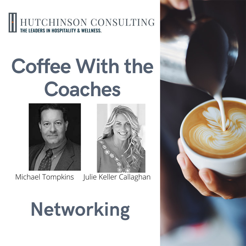 Coffee with Coaches flyer for episode 4