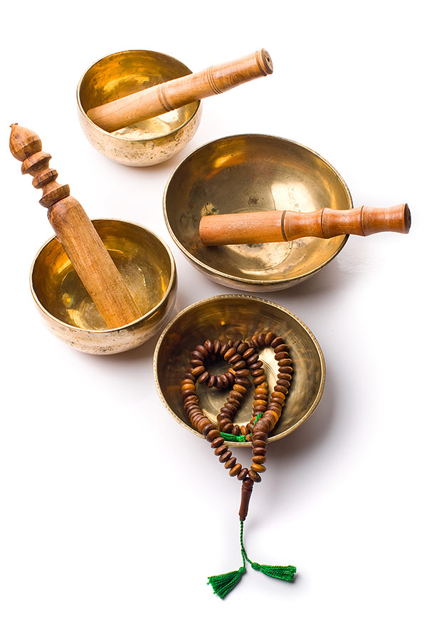 Singing Bowls For Wellness Consulting